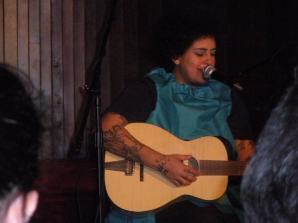 Kimya Dawson (Courtesy of Ellen Minzner)